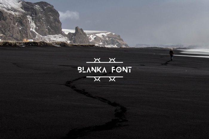 blanka font free download
