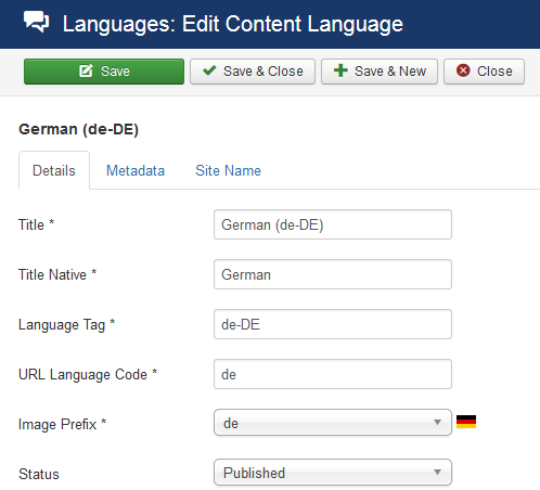 How To Create Multilingual Website