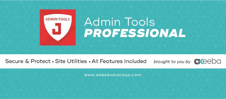 Admin Tools Professional