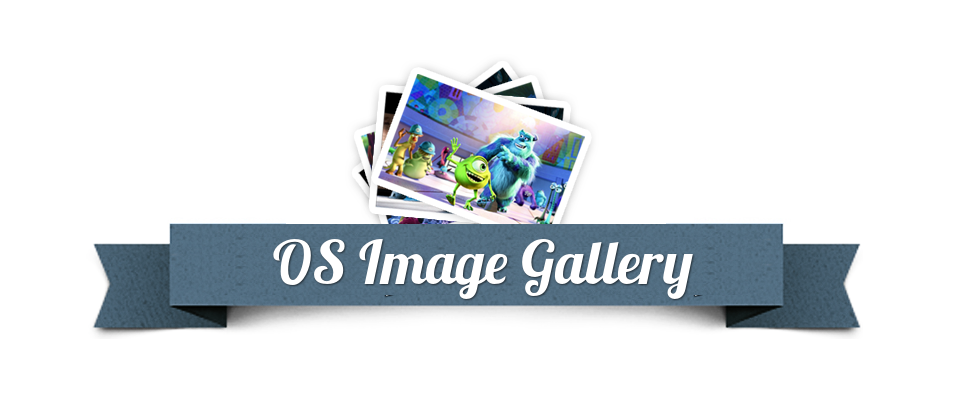 8. OS Responsive Image Gallery