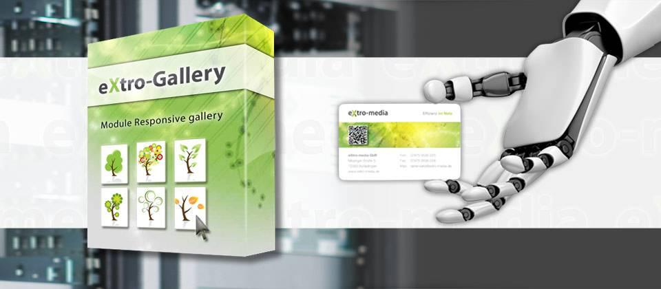 Responsive eXtro jQuery Gallery