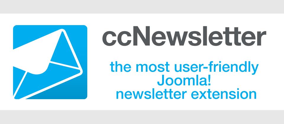 ccNewsletter Best Joomla Newsletter Extension