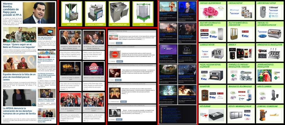 EVO Frontpage Joomla Article Display Module