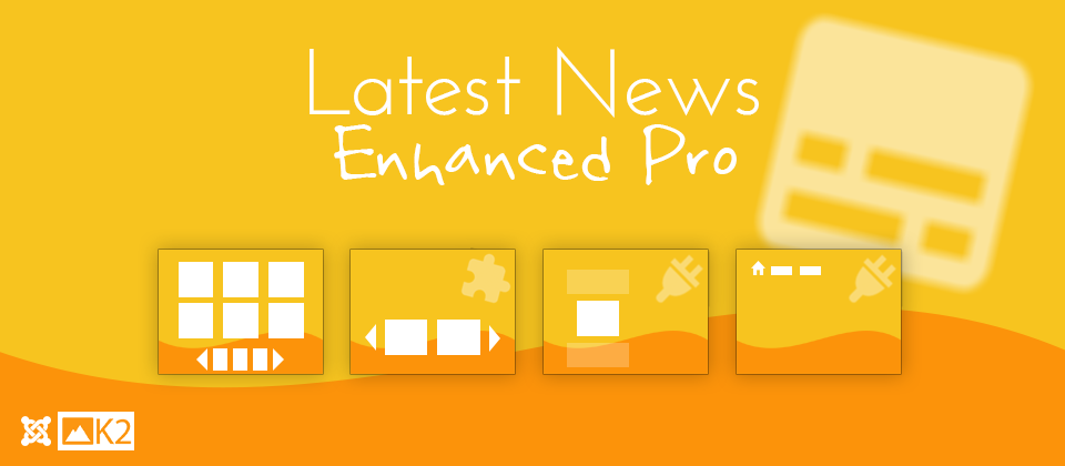 13. Latest News Enhanced Pro Joomla Article Display Module