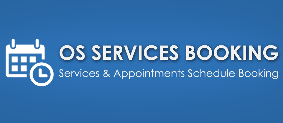 OS Services Booking