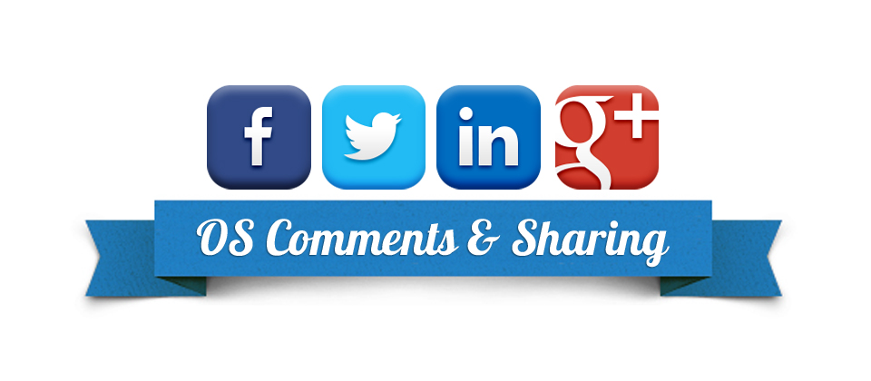 1. Social Comments and Sharing for Joomla