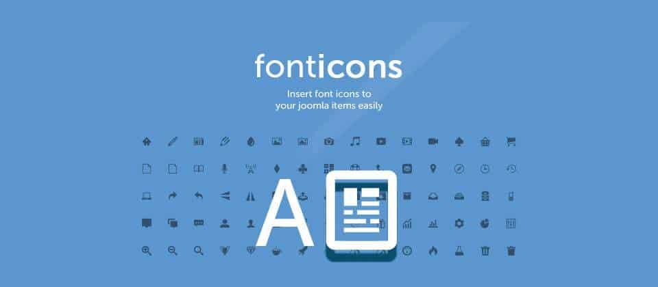 Fonticons