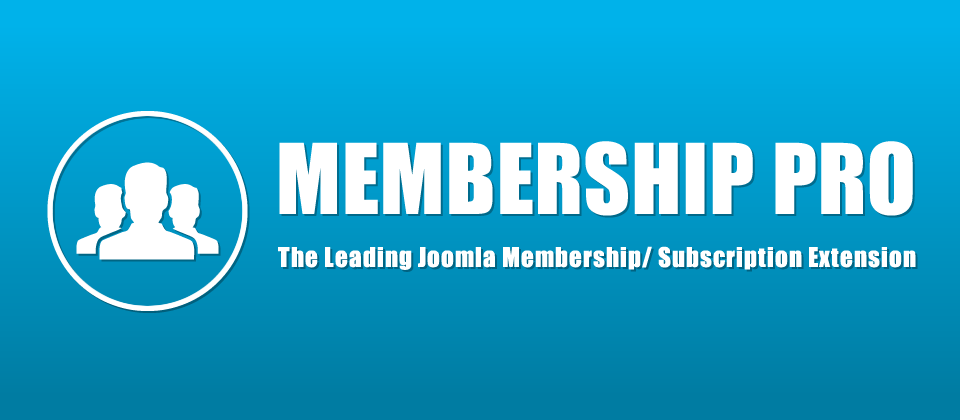 Membership Pro best joomla membership extension