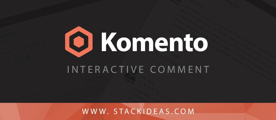 Komento joomla article comments extension