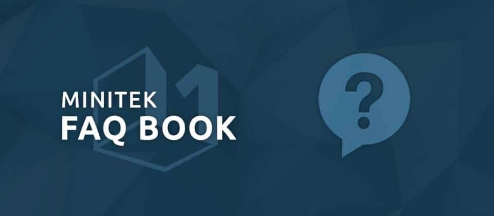 Minitek FAQ Book