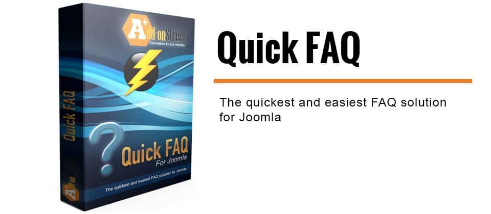 Quick FAQ