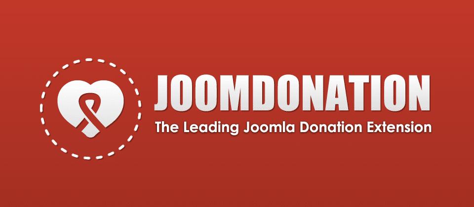 Joom Donation joomla donation extension