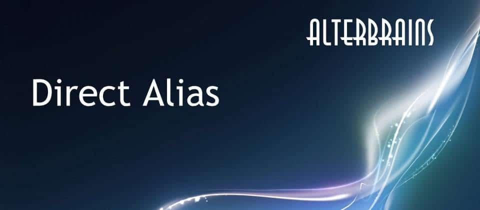 Direct Alias joomla SEF extension