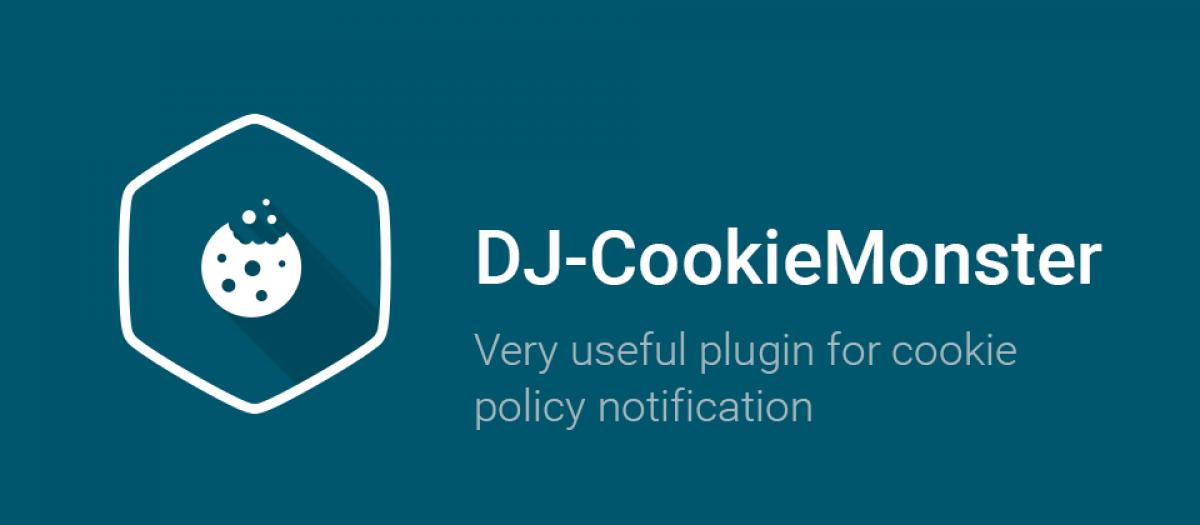 Joomla Cookie Control Extension