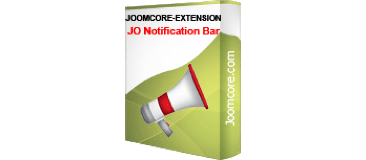 Joomla Notification Extension