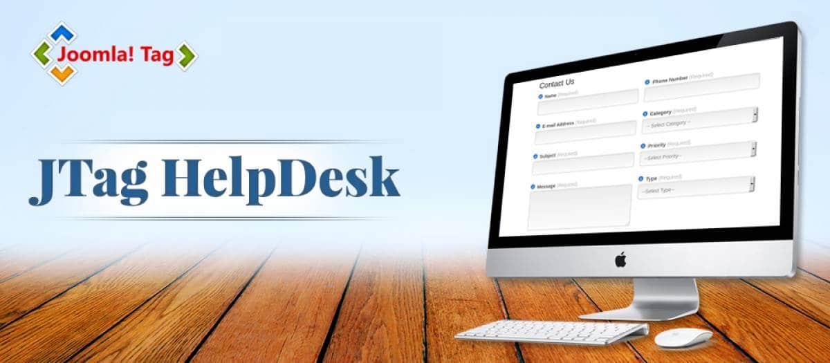 Joomla Help Desk Extension