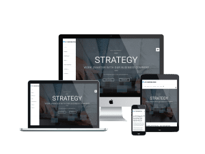 AT Corporation Responsive Layout