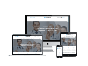 AT Hospital Onepage Responsive Joomla! template