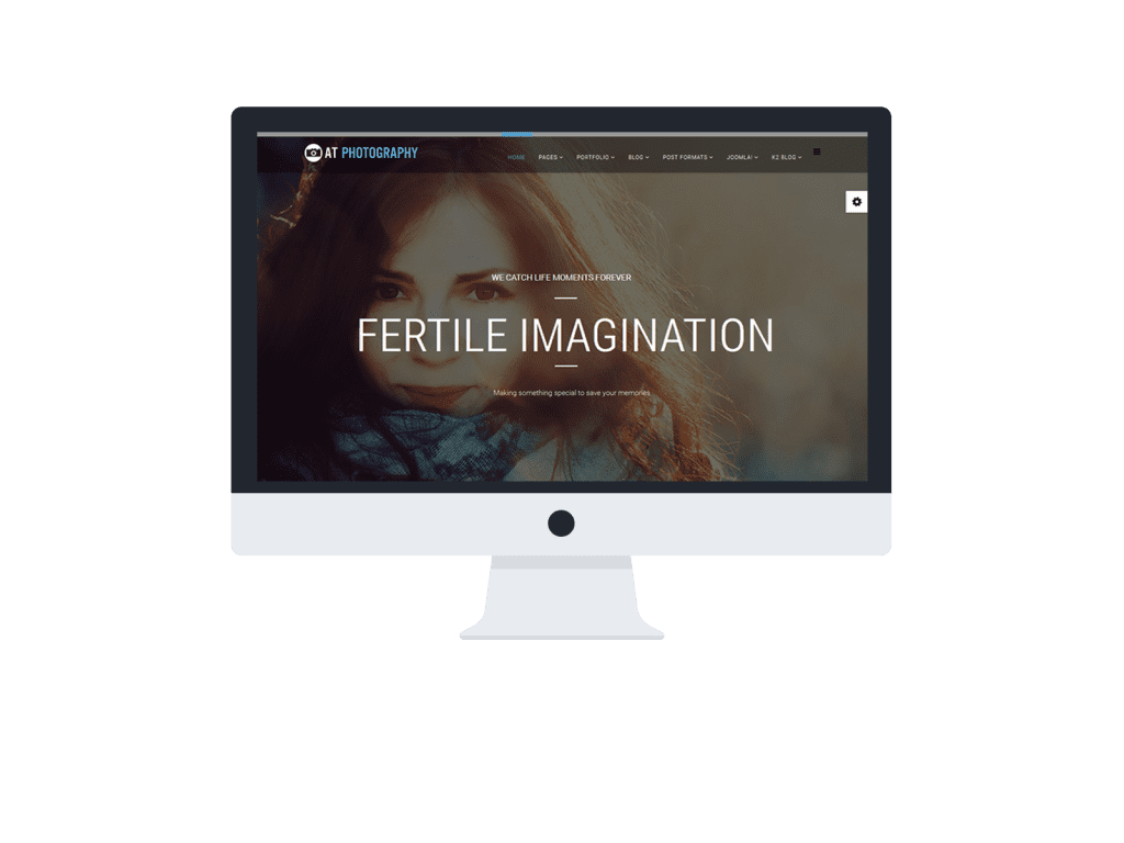 AT Photography - Free Image Gallery / Photography Joomla