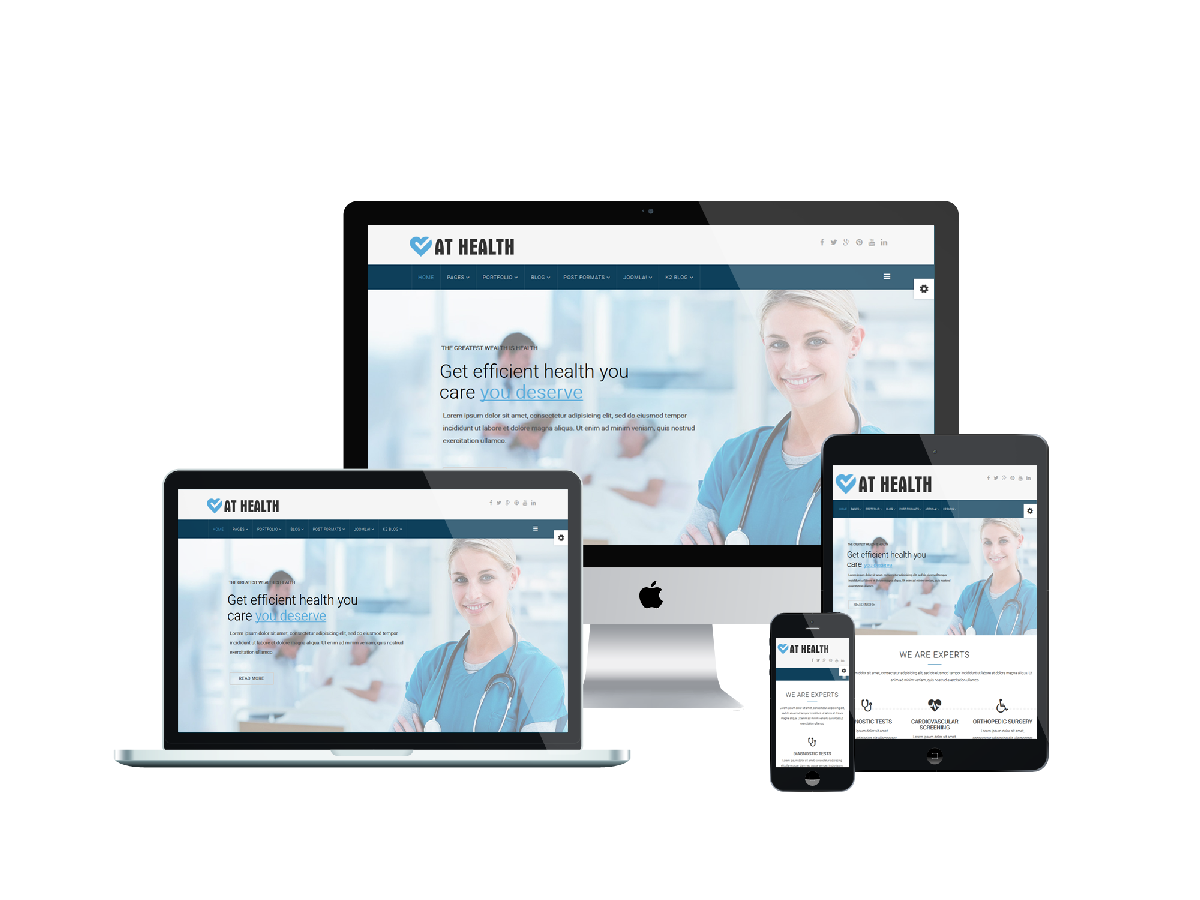 heathcare-joomla-template