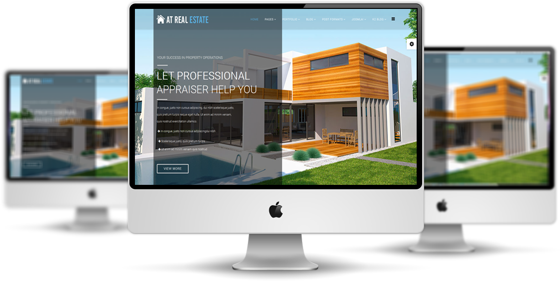 real-estate-joomla-template-preview