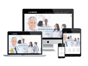 AT Medical Responsive Joomla! template