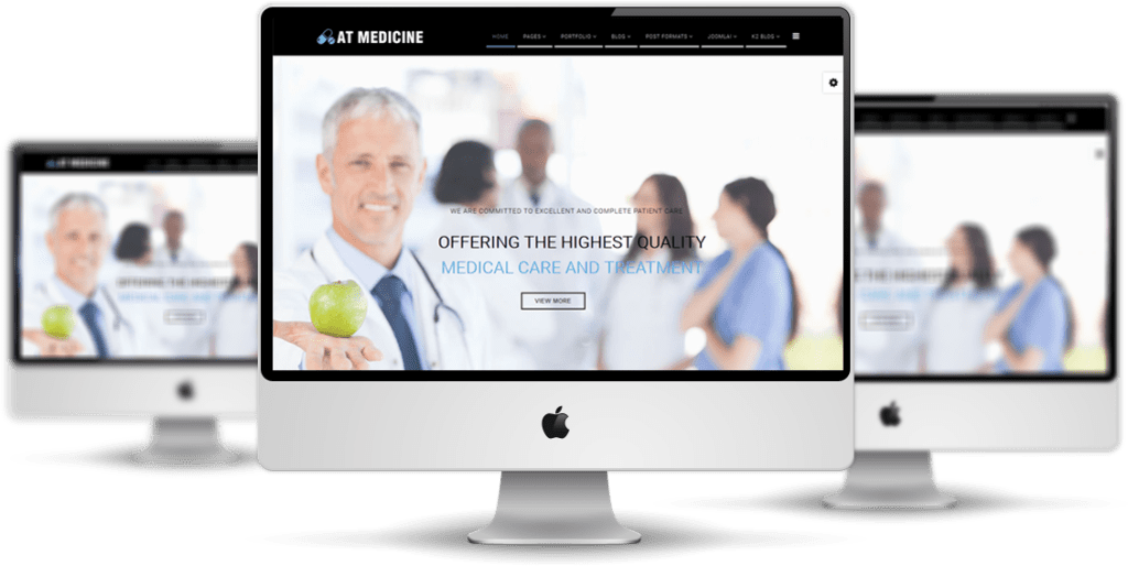 AT Medical Template Preview