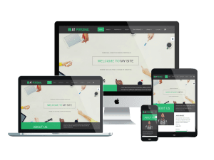 AT Personal Responsive Joomla! template