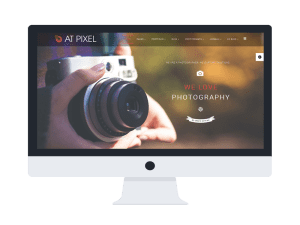 AT Pixel Joomla template Main