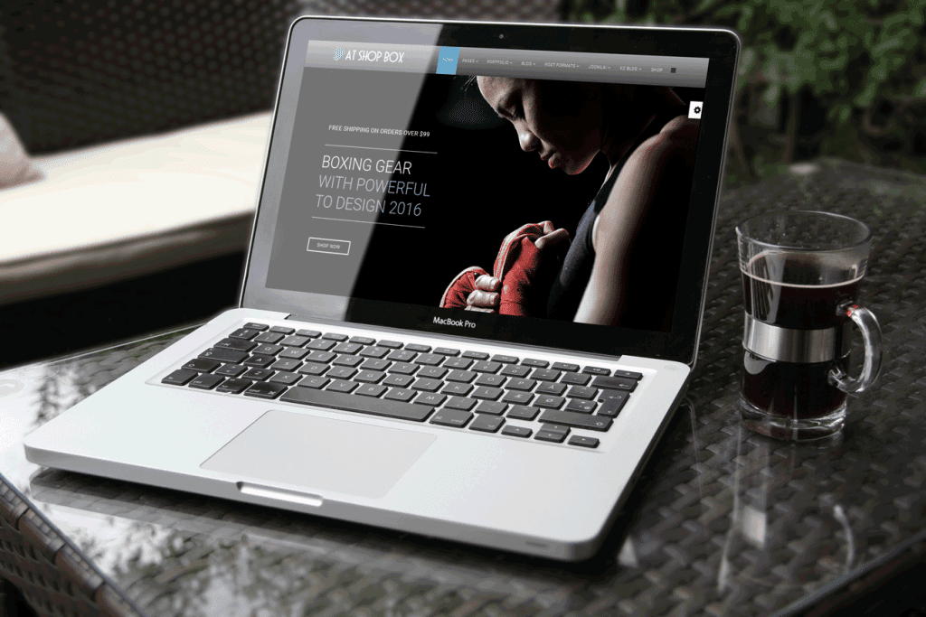 AT Shopbox Joomla! template