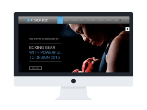 AT Shopbox Joomla! template Preview