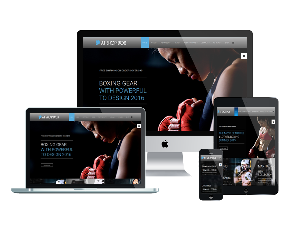 AT Shopbox Responsive Joomla! template