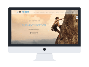 AT Tourist Joomla! template Desktop