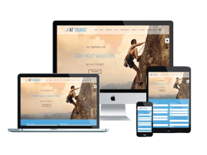 Responsive AT Tourist Joomla! template