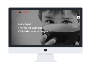 AT Charity Joomla template Preview