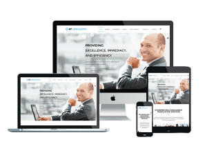 Responsive AT Linguistic Joomla template