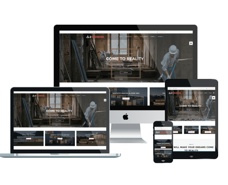 AT Construction Responsive Joomla template