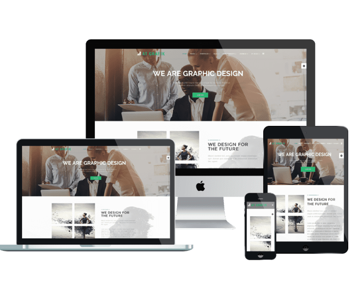 AT Grafik Responsive Joomla! template