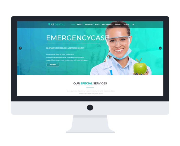 at-dental-free-responsive-joomla-template-desktop