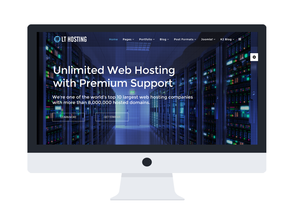 LT-Hosting-Template-Features