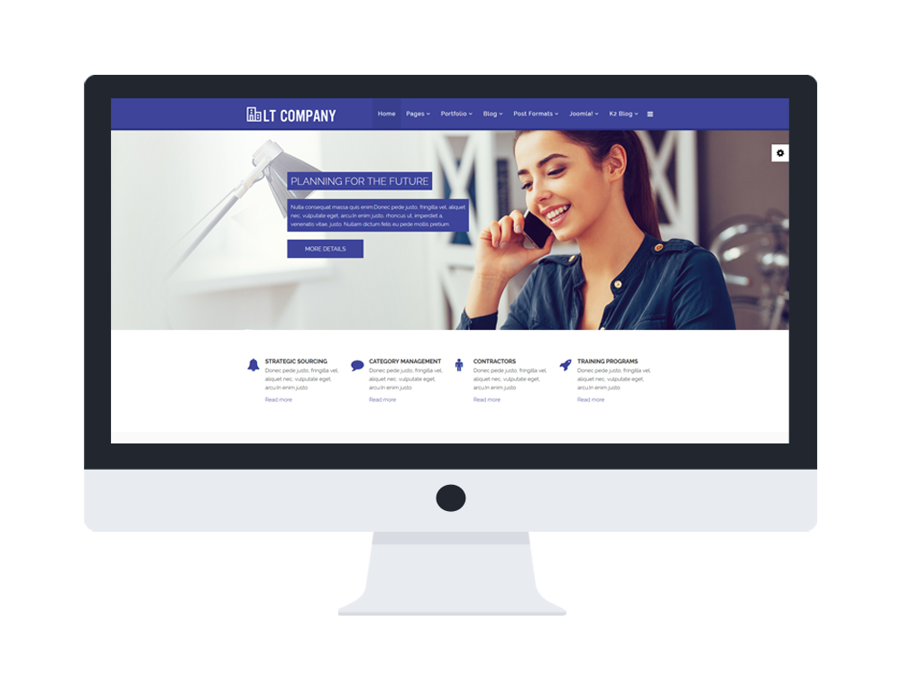 Lt company brilliant business joomla template age themes lt company desktop friedricerecipe Image collections