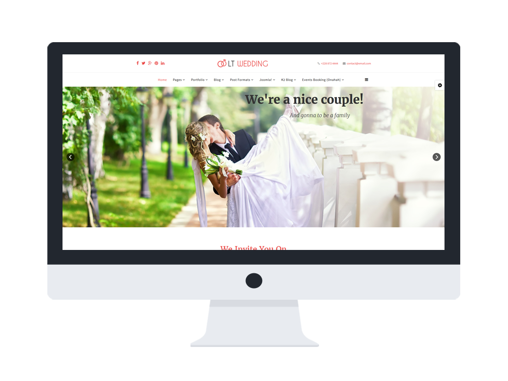 Lt Wedding Elegant Wedding Planner Wordpress Theme Age Themes