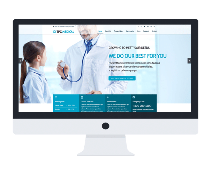 tpg-medical-free-wordpress-theme
