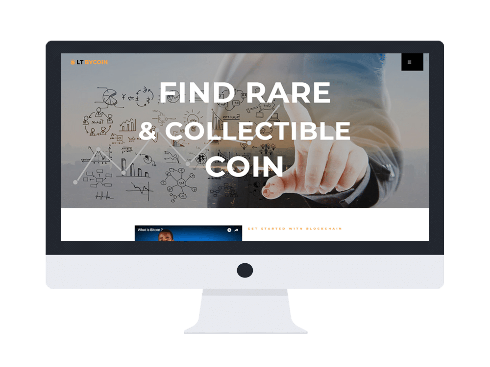 lt bycoin glorious cryptocurrency website template age. Black Bedroom Furniture Sets. Home Design Ideas