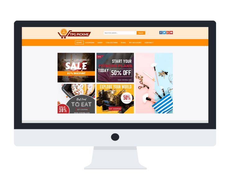tpg pickme free wordpress theme