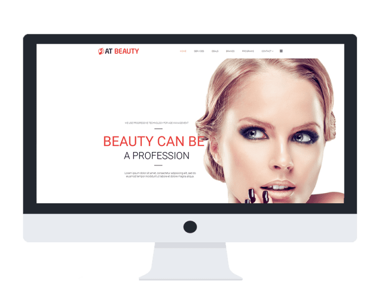at beauty one page