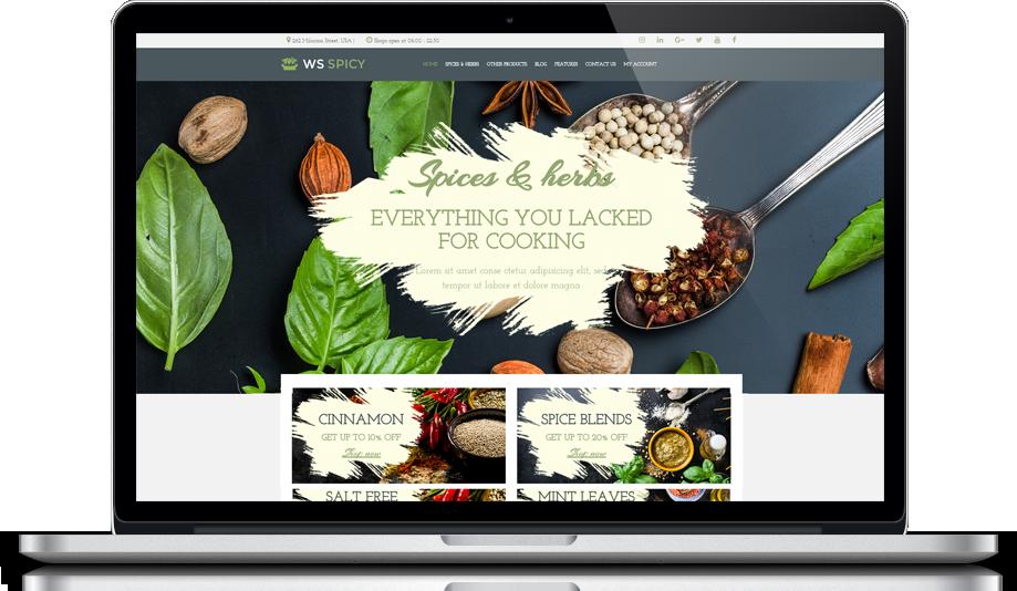 ws-spicy-free-responsive-woocommerce-wordpress-theme-desktop