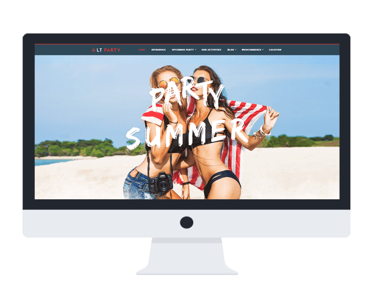 lt-party-free-wordpress-theme