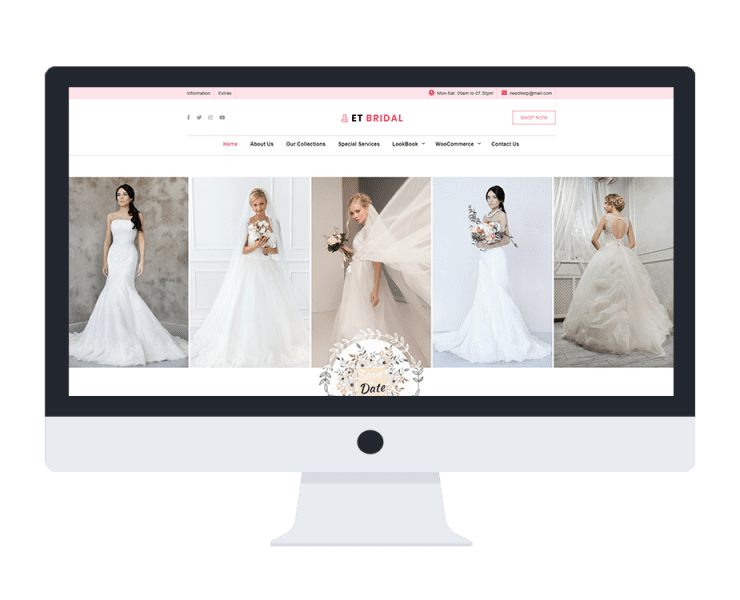 et-bridal-free-wordpress-theme