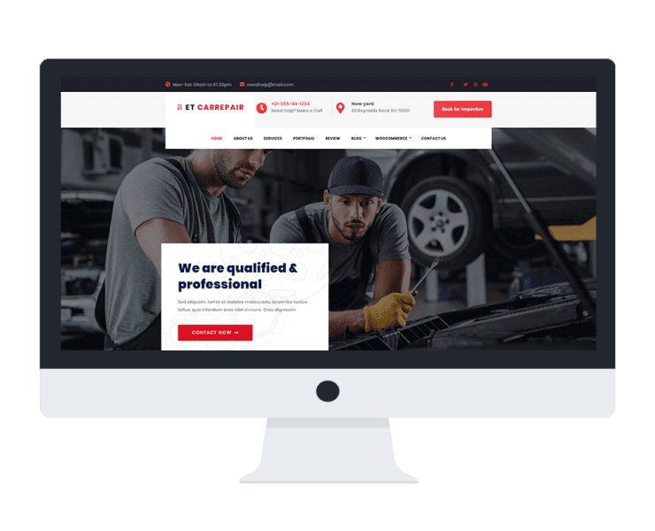 et-carrepair-wordpress-theme-elementor